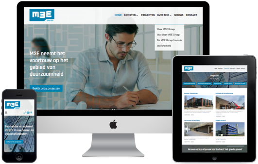 Website M3E Technical Consulting